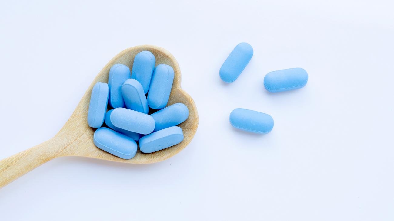 HIV-Antibiotic
